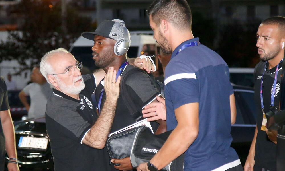 ΠΑΟΚ: Έτσι «δένει» τον Βαρέλα ο Σαββίδης (photos)