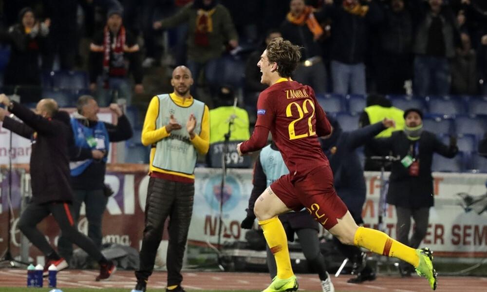 Ρόμα-Πόρτο 2-1: Μικρό προβάδισμα με την υπογραφή Ζανιόλο (video)