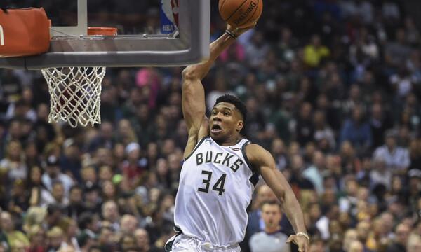 NBA: Το πρόγραμμα του Αντετοκούνμπο για το All Star Game (video)