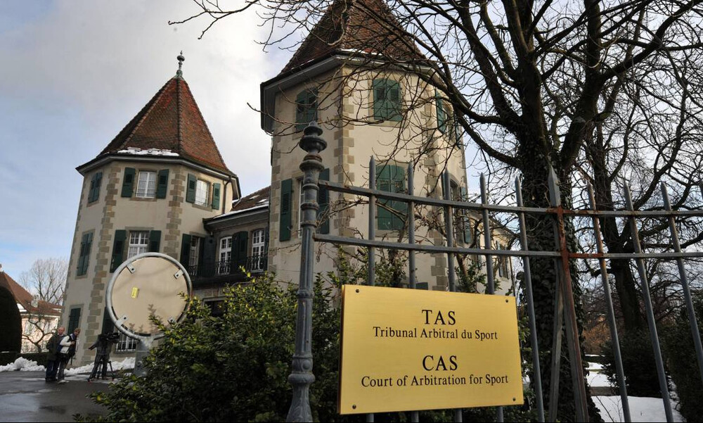 ΑΕΚ: Ενίσχυση του νομικού επιτελείου ενόψει CAS