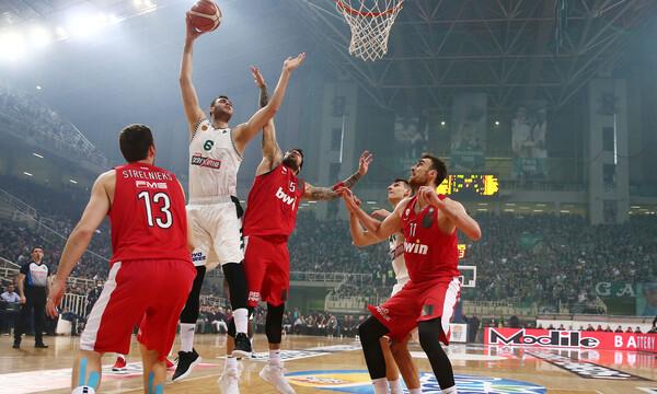 «Κατρακύλα» για Ολυμπιακό: Η βαθμολογία της Basket League μετά την «καμπάνα»! (photo)