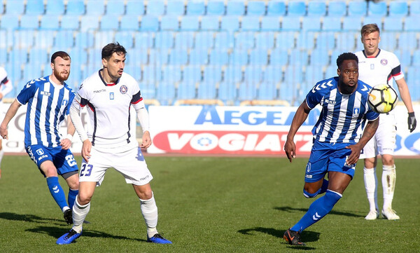 Football League: Νίκη ανόδου για Βόλο, «χ»αμένοι Ηρακλής και Κέρκυρα