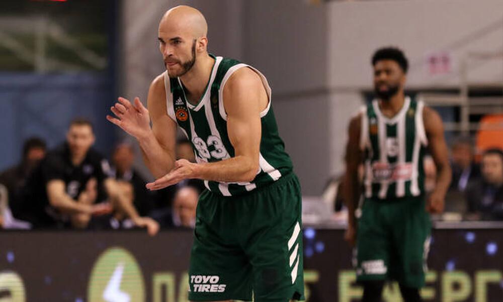 ΠΑΟΚ-Παναθηναϊκός: MVP ο captain Καλάθης!