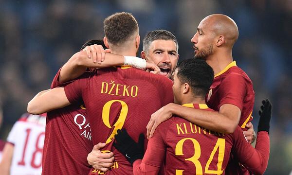 Πλησίασε την τετράδα η Ρόμα, 2-1 την Μπολόνια (video)