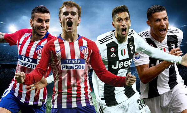 Champions League: Τζόγος στο ημίχρονο