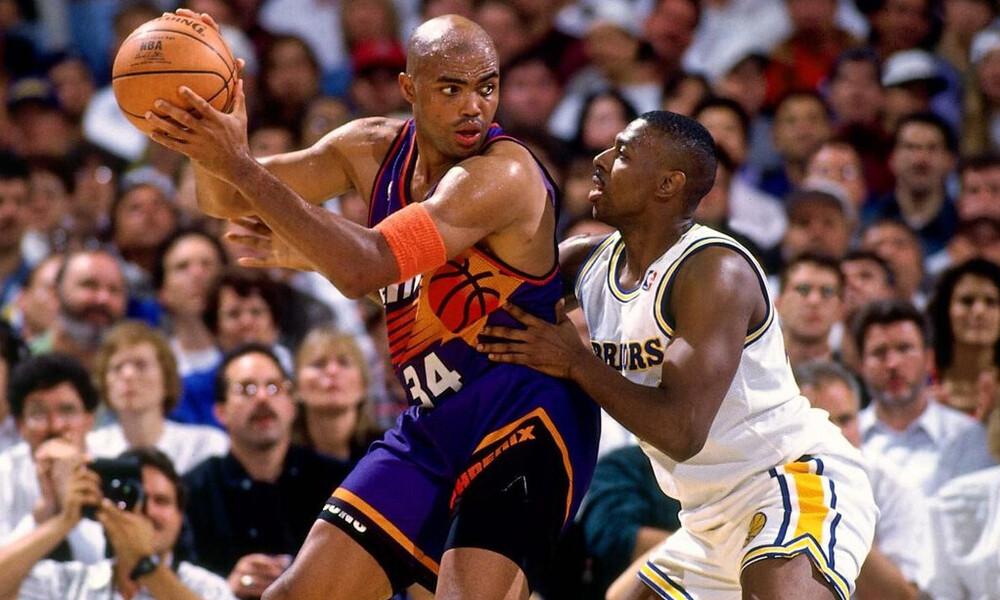 Είναι ο Charles Barkley ό,τι πιο αντισυμβατικό έβγαλε ποτέ το μπάσκετ; (vids)