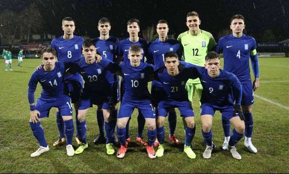 Άρεσε η Εθνική Παίδων στο 1-3 επί της Β. Ιρλανδίας