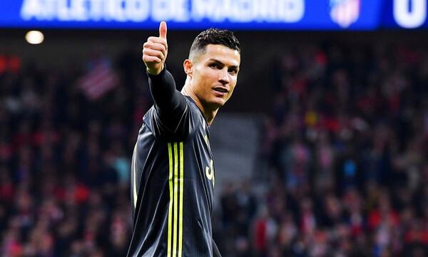 Champions League: Το πικάρισμα του Ρονάλντο στους οπαδούς της Ατλέτικο (video+photos)