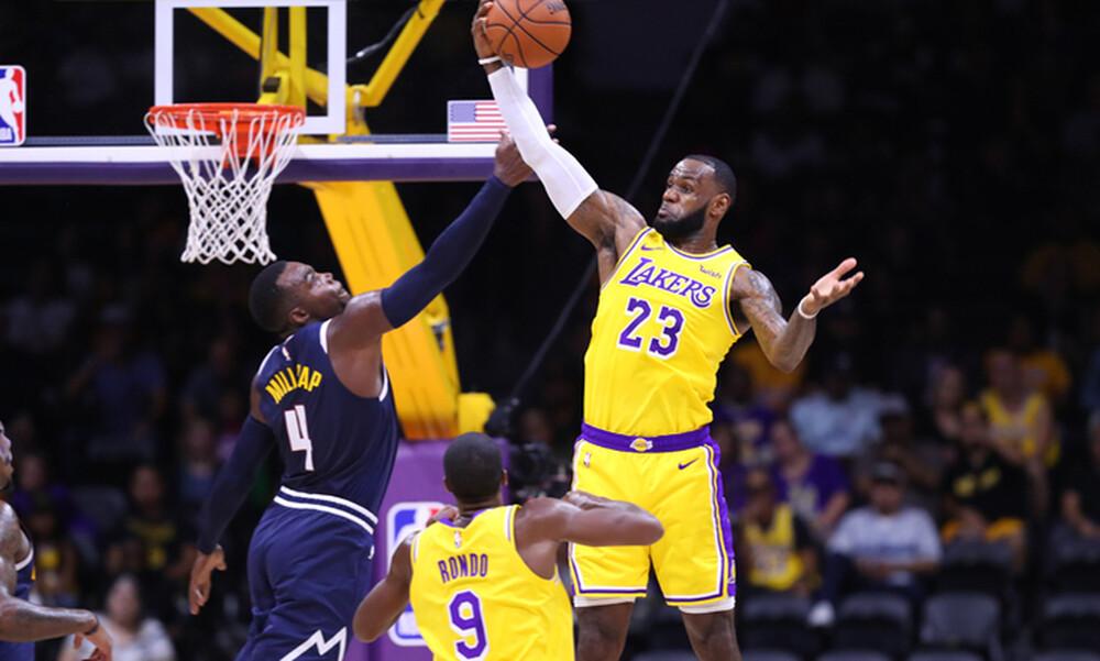 NBA: Σε ρυθμούς… playoffs οι Λέικερς! (video)