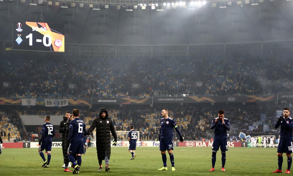Βαθμολογία UEFA: Υποβιβάστηκε στη 14η θέση η Ελλάδα
