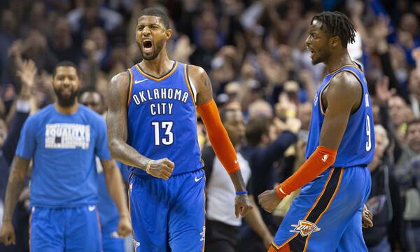 NBA: Μυθικό παιχνίδι με νικητή τους Θάντερ! (video+photos)