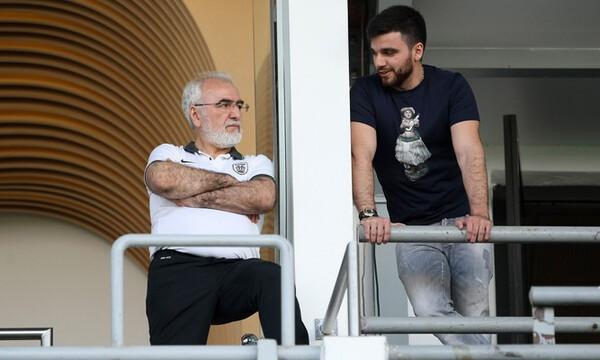 ΠΑΟΚ: Δεν ανησυχεί ο Σαββίδης