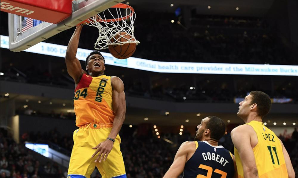 NBA: Οι καλύτερες στιγμές του Γιάννη (video+photos)
