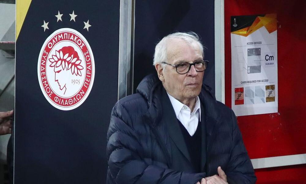 Θεοδωρίδης: «Τεράστιο πρόβλημα με την ΕΡΤ, δεν ακούμε καλή κουβέντα για τον Ολυμπιακό»