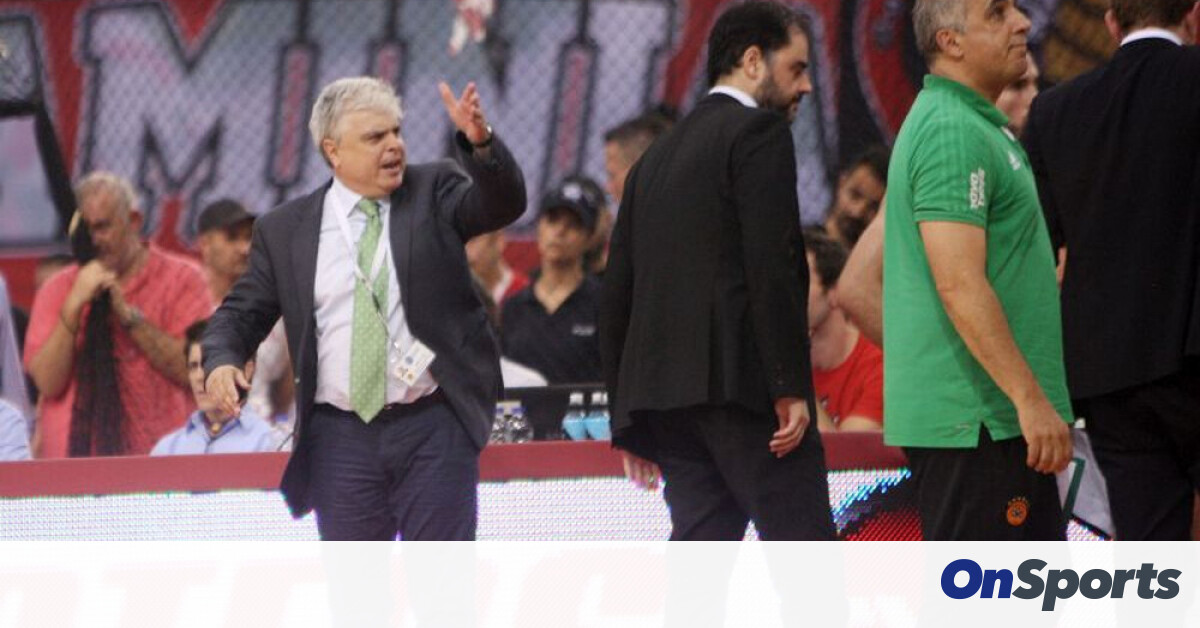 1edff26401a0 «Ο Παναθηναϊκός δεν κατεβαίνει αν δεν είναι Κινέζοι οι διαιτητές» -  Onsports.gr