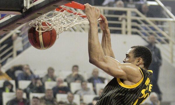 ΠΑΟΚ-ΑΕΚ: Βινς Χάντερ, ο MVP του Basketball Champions League! (video&photos)