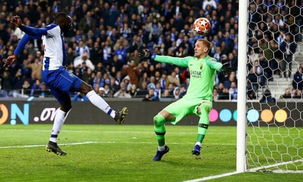Champions League: Ο Μαρέγκα έβαλε στο κόλπο την Πόρτο (video)