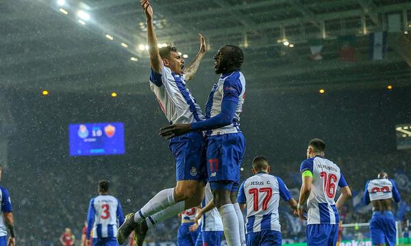Champions League: Ο Φλορέντσι «κρέμασε» τη Ρόμα και έστειλε την Πόρτο στους «8» (video)