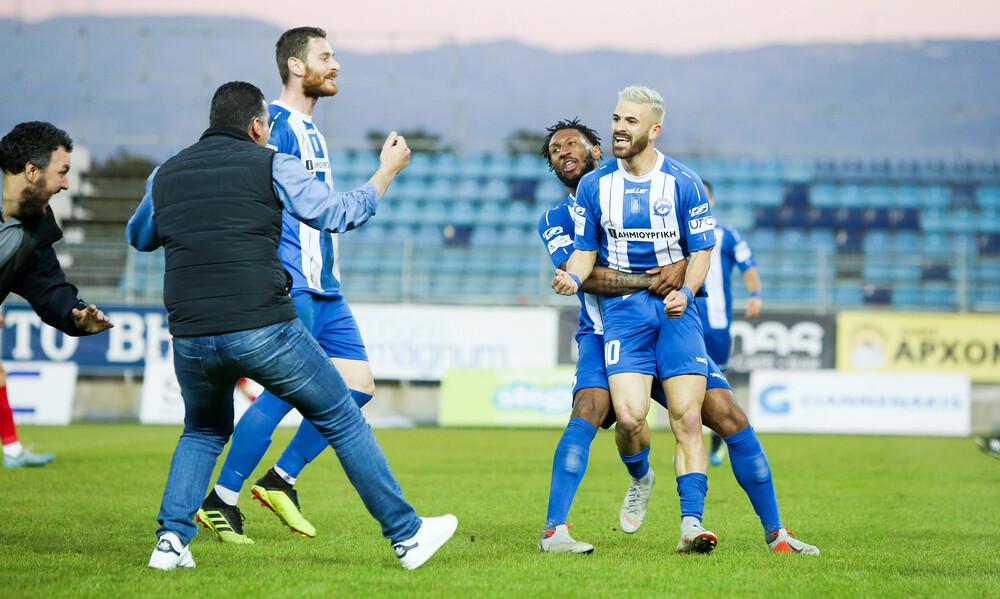Football League: Μοιρασιά στα Χανιά
