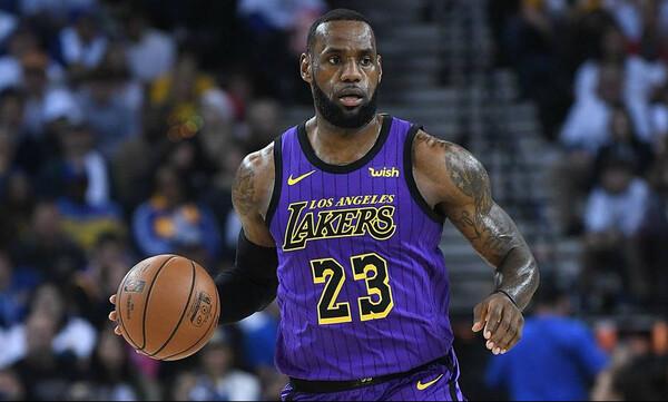 NBA: Απίστευτη απόφαση των Λέικερς για Λεμπρόν! (photos)