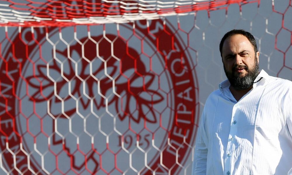 Μαρινάκης: «Ο Ολυμπιακός και εγώ καταδικάζουμε κάθε εγκληματική ενέργεια»