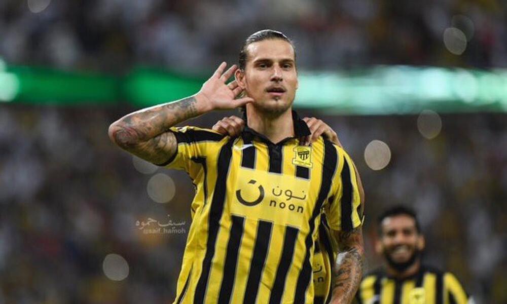Επιτέλους γκολ ο Πρίγιοβιτς στην Αλ Ιτιχάντ (video)