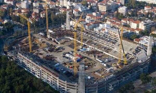 ΑΕΚ: Η Περιφέρεια Αττικής εγκρίνει τα 20 εκατ. ευρώ για την «Αγιά Σοφιά»