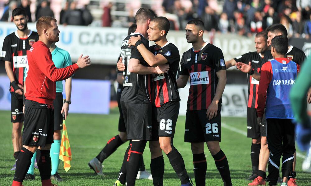 Football League: Σπουδαίο «διπλό» για Παναχαϊκή