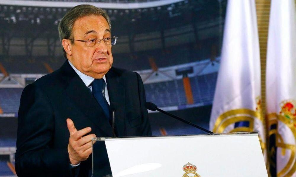 «Βόμβα» Πέρεθ - Φέρνει πίσω τον προπονηταρά στη Μαδρίτη (photos)