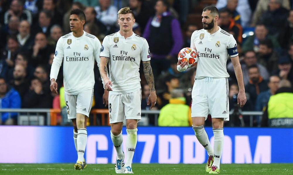 Ρεάλ Μαδρίτης: Τα «χρυσά» συμβόλαια της ομάδας (photos)
