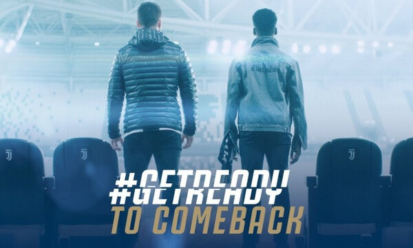 Έτοιμη για... comeback η Γιουβέντους! (video)