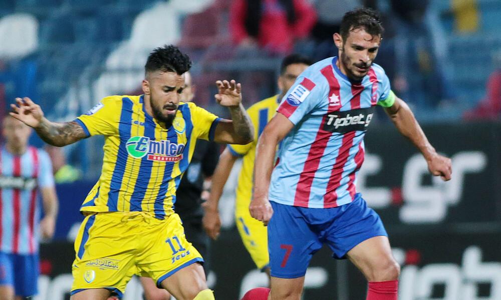 Super League: Φινάλε στο Αγρίνιο