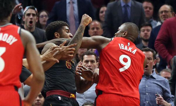 NBA: Απίστευτο ξύλο στο Καβαλίερς-Ράπτορς! (video+photos)