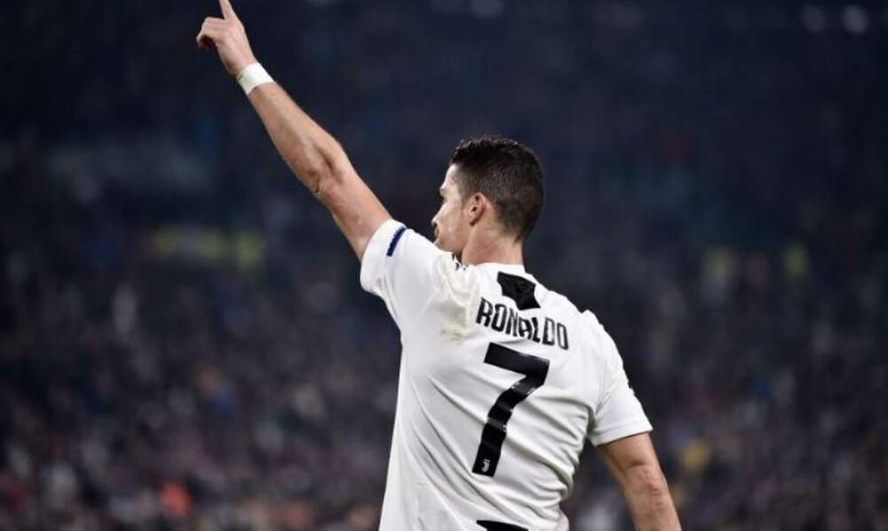 Γιουβέντους-Ατλέτικο: Κι άλλο γκολ ο Κριστιάνο Ρονάλντο, «ροντέο» στο Τορίνο!  (video)