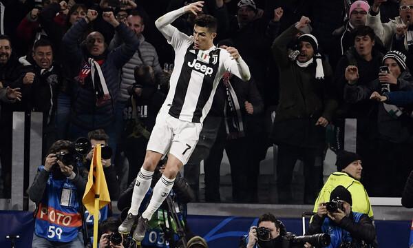 Γιουβέντους-Ατλέτικο 3-0: Η ανατροπή της χρονιάς είχε υπογραφή... Κριστιάνο Ρονάλντο! (videos)