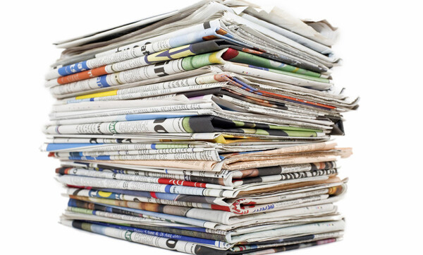Τα πρωτοσέλιδα των αθλητικών εφημερίδων 13/03 (video)