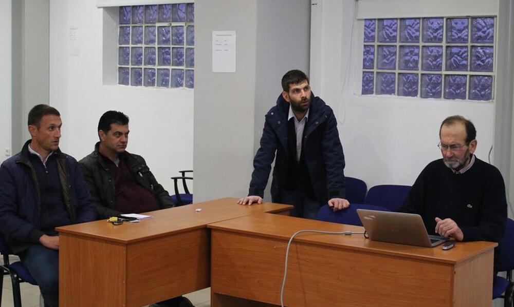 Αστέρας Τρίπολης: Διάλεξη για την προπόνηση από καθηγητή πανεπιστημίου