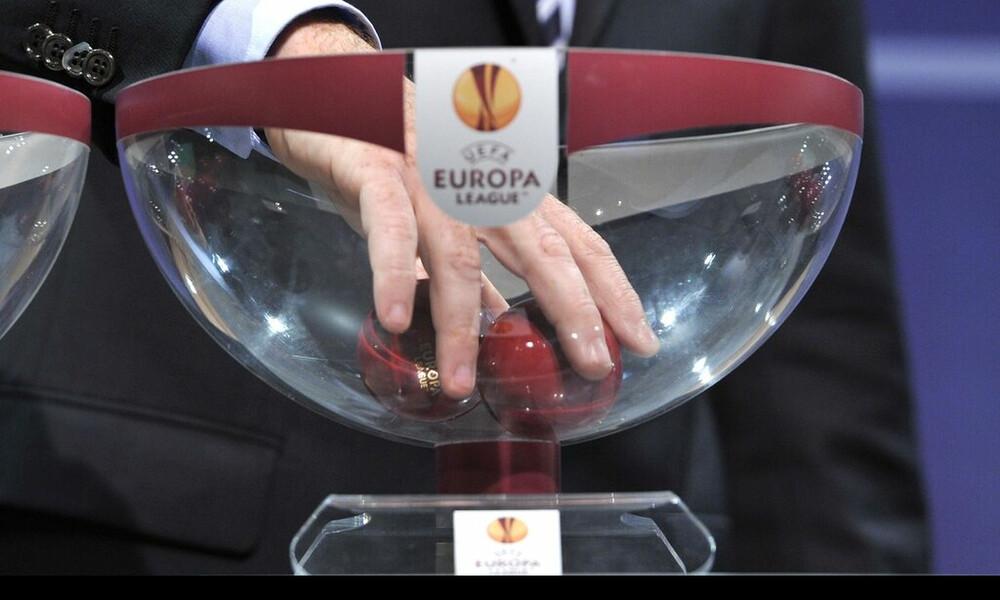 Europa League: Η κλήρωση των προημιτελικών