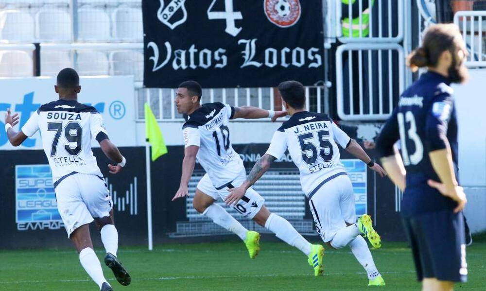 ΟΦΗ-Λεβαδειακός 2-0: Ανάσα παραμονής! (photos)