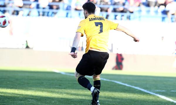 Ατρόμητος-ΑΕΚ 0-1: Η γκολάρα του Αλμπάνη (photos+video)