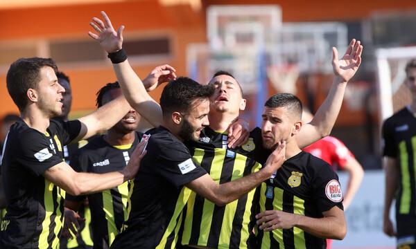 Football League: Κυρίαρχος με… ντόρτια ο Εργοτέλης