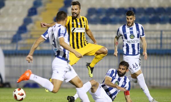 Super League: Αυλαία στο «Κλ. Βικελίδης»