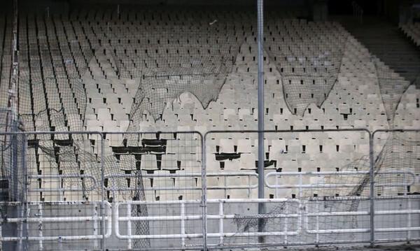 Παναθηναϊκός – Ολυμπιακός: Δες τι απέμεινε… (photos)