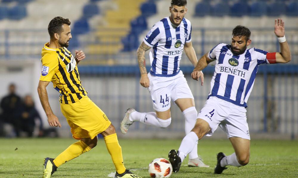 Πολλά γκολ στη Θεσσαλονίκη