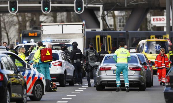 Συναγερμός στην Ολλανδία: Πυροβολισμοί σε τραμ στην Ουτρέχτη - Αναφορές για τραυματίες (pics+vid)