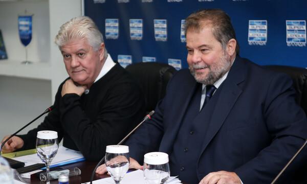 Super League: ΔΣ για… έκπτωση Γκαγκάτση και αναδιάρθρωση