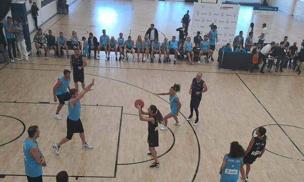 PLAY 2 WIN 4 W.I.N. Hellas: Επιτυχημένο το Celebrity Basketball Game (video)