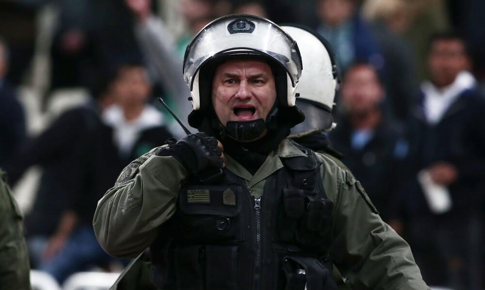 Ένωση Αστυνομικών: «Να φύγει τώρα η αστυνομία από τα γήπεδα»