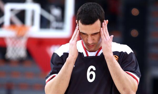 """Ζήσης: «Ο Θανάσης Γιαννακόπουλος """"φεύγει"""" έχοντας τον σεβασμό όλων» (photo)"""