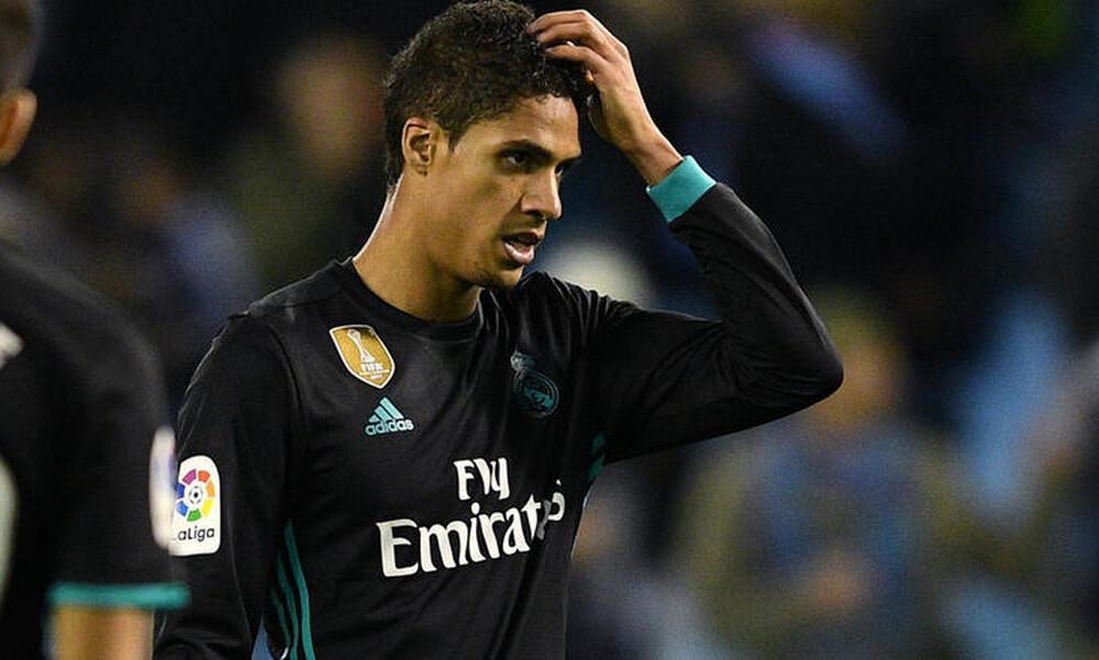 Ο Βαράν τα... βροντάει από τη Ρεάλ Μαδρίτης!